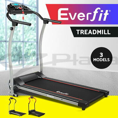 AU279.90 • Buy Everfit Electric Treadmill Home Gym Exercise Walk Machine Fitness Equipment