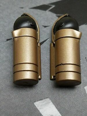 $ CDN13.35 • Buy Hot Toys MMS236 Genuine 1/6 Two Canisters From Batman Action Figure Armory