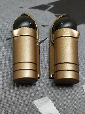 $ CDN12.13 • Buy Hot Toys MMS236 Genuine 1/6 Two Canisters From Batman Action Figure Armory