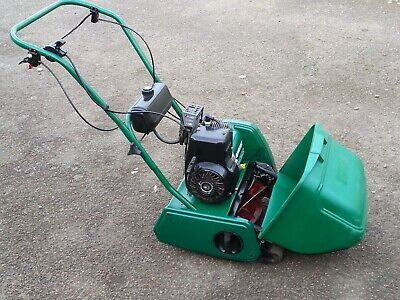 QUALCAST CLASSIC 35s CYLINDER LAWNMOWER In Working Order. • 185£