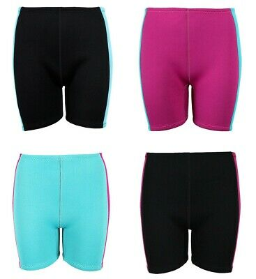 £16.99 • Buy MD Harmony Womens Ladies 3mm Wetsuit Shorts By TWO BARE FEET