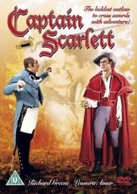 Captain Scarlet DVD NEW DVD (PFDVD1204) • 6.51£