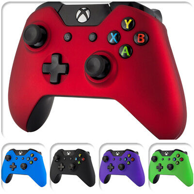 $12.35 • Buy Soft Touch Front Shell Custom Faceplate Replacement Kits For Xbox One Controller