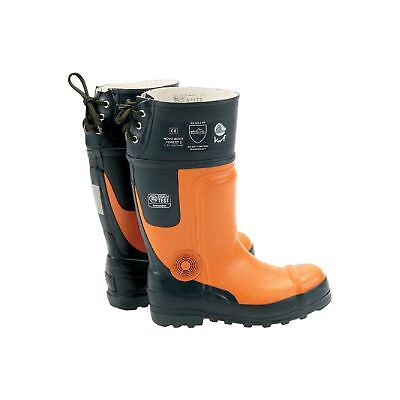 Draper 1x Expert Chainsaw Boots - Size 9/43 Garage Professional Standard Tool • 137.40£