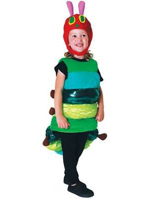 £16.99 • Buy Deluxe The Very Hungry Caterpillar Kids Fancy Dress World Book Day Child Costume