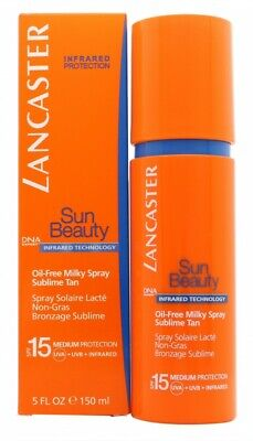 Lancaster Sun Beauty Care Oil Free Milky Spray. New. Free Shipping • 20.51£