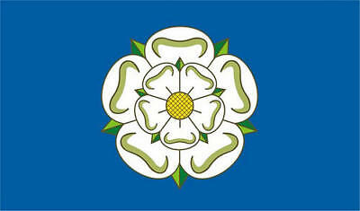Yorkshire Rose (New) Flag 5Ft X 3Ft English County Counties 5X3' Large Banner • 5.19£