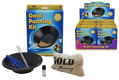 £4.25 • Buy World Of Science Childrens Gold Panning Mining Educational Science Toy Kit 9522