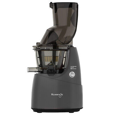 Kuvings B8200 Whole Fruit Slow Juicer In Gunmetal • 349£