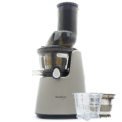Kuvings C9500 Whole Fruit Slow Juicer With Accessories In Silver • 449£