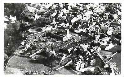 £7.50 • Buy Kirkby Lonsdale. Aerial View Showing St Mary's Church # A/161815 By Aerofilms.