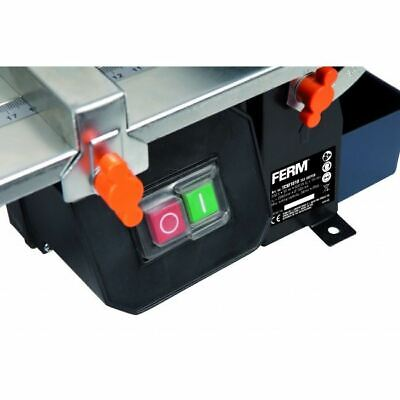 £49.95 • Buy Electric Tile Cutter Saw Ferm 600w Wet Includes Diamond Blade