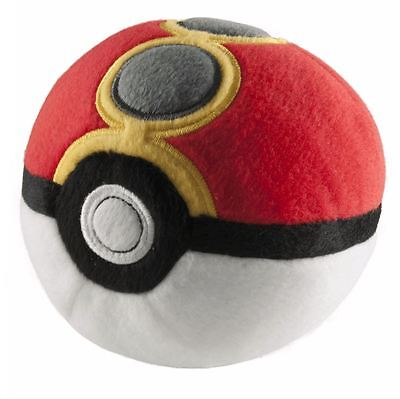 Pokemon Tomy T18852 Poke Ball Plush 5 Inch Approx Repeat Ball New With Tags • 12.99£