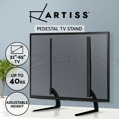 AU27.95 • Buy Artiss TV Mount Stand Bracket Riser Universal Table Top Desktop 32 To 65 Inch
