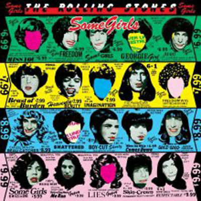 The Rolling Stones - Some Girls NEW CD • 5.48£