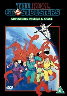 £2.99 • Buy Real Ghostbusters - Adventures In Slime And Space (Animated) - Sealed NEW DVD