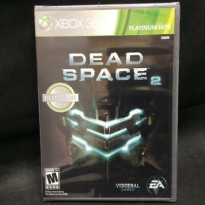 $21.95 • Buy Dead Space 2 [Platinum Hits] (Microsoft Xbox 360, 2011) BRAND NEW