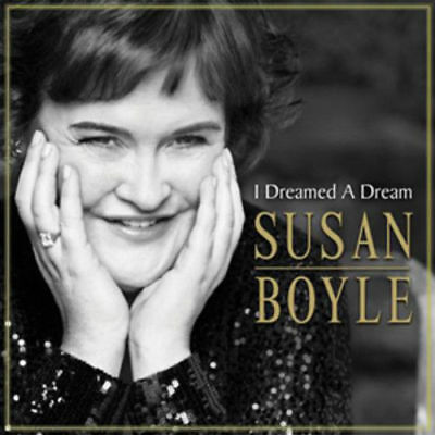 Susan Boyle ( New Sealed Cd ) I Dreamed A Dream ( Debut ) Wild Horses • 3.39£