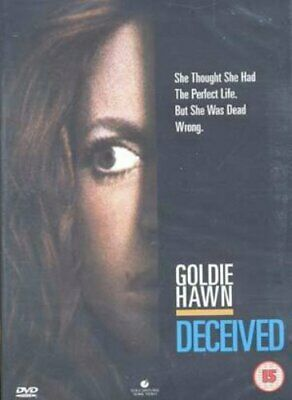 Deceived - Sealed NEW DVD - Goldie Hawn • 8.09£