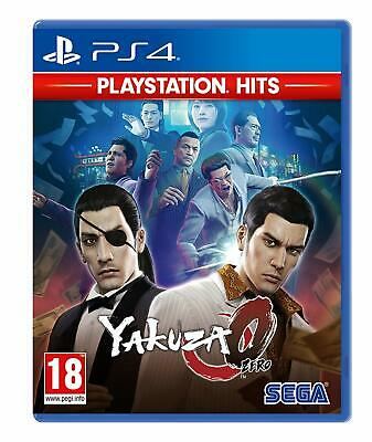 AU28.26 • Buy Yakuza 0 PS4 Game (PlayStation Hits)
