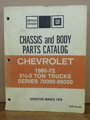1966 chevy truck parts