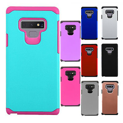 $ CDN10.14 • Buy For Samsung Galaxy Note 9 HARD Astronoot Hybrid Rubber Silicone Case