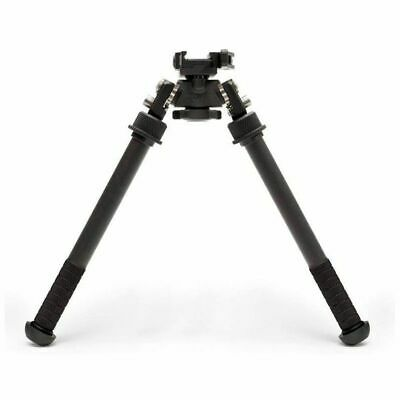 $339.95 • Buy Atlas Bipods PSR Tall Atlas Bipod- Lever With ADM 170-S Lever, Black, BT47-LW17
