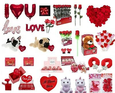 Novelty Red Valentines/Mothers Day Love Heart Romantic Cute Anniversary Gifts • 2.99£