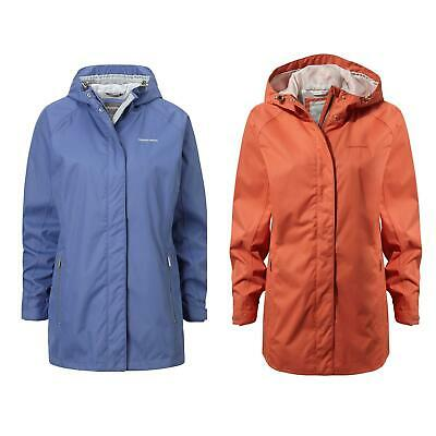 Craghoppers Madigan Classic Womens Jacket Rain Coat Aquadry Waterproof  • 44.99£