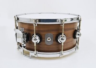 Exotic Snare Drum 14  X 6.5  - Solidrums • 255£