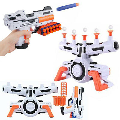 Space Wars Shooting Hover Floating Target Game Gun Aim Gift Toy Balls Xmas New • 16.95£