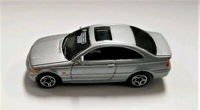 $7.99 • Buy Matchbox 2000 Logo Silver BMW Series 3 Coupe - Nice Condition