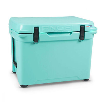 Engel 50 Insulated Roto Molded High Performance Bear Resistant Cooler, Sea Foam