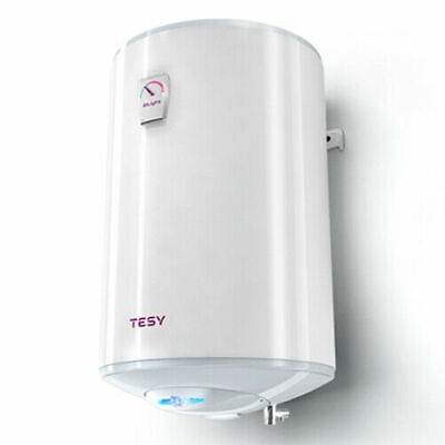 £169.99 • Buy Tesy Electric Hot Water Cylinder 80 Litre Unvented, 1500w, Wall Mounted