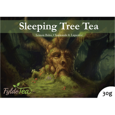 NEW Unique Herbal Tea Blend. Lemon Balm, Chamomile And Liquorice.Loose Leaf 30g • 3.64£