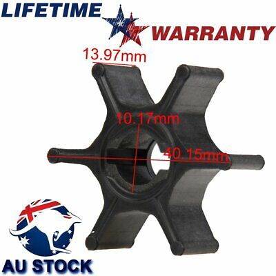 AU17.99 • Buy Water Pump Impeller 17461-98501 Suzuki 2 Stroke 4HP 5HP 6HP 8HP Outboard Motor