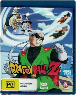 AU54.99 • Buy  DRAGON BALL Z - Season 7: Episodes 195 - 219  Blu-ray - Region [B][A] NEW