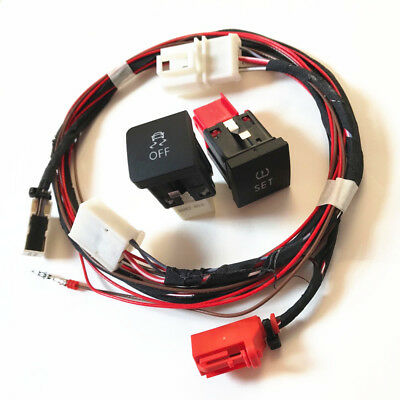 $ CDN36.73 • Buy Traction Control ESP & Tire Pressure Monitor Warning Switch Set For VW Jetta MK6