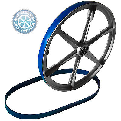 £21.79 • Buy 2 Blue Max Heavy Duty Urethane Band Saw Tires For Nu Tool Mc245 Band Saw