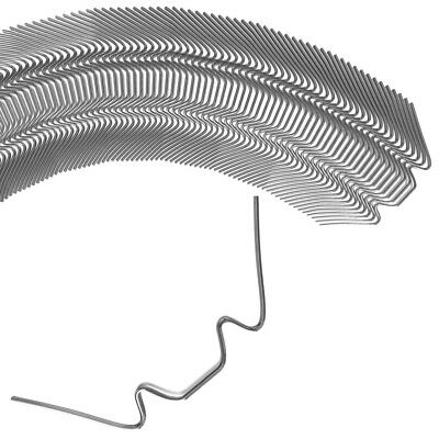 100 Greenhouse Brackets 95mm Clamps Clips Metal Strong Pane Twin Wall Sheets • 10.95£