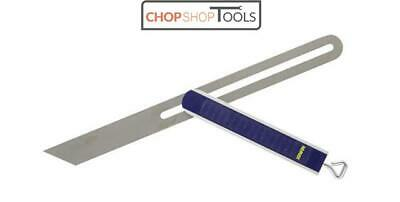 IRWIN 300mm 12  Aluminium Sliding Angle Bevel With Locking Steel Blade 10503547 • 19.10£