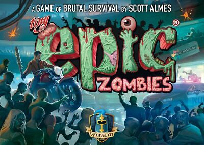 £24.39 • Buy Tiny Epic Zombies Board Game
