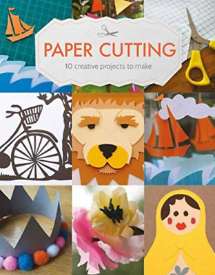 £5.74 • Buy Claire Culley-Paper Cutting BOOK NEW