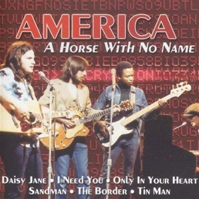 America | CD | A Horse With No Name (compilation, #fnm3325) • 9.71£