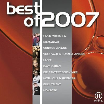 Best Of 2007 (EMI) | 2 CD | Plain White T's, Sunrise Avenue, Nickelback, Dave... • 5.89£