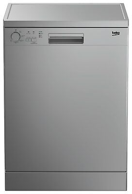 View Details Beko DFN05310S Free Standing 60cm A+ Full Size Dishwasher - Silver. • 214.99£