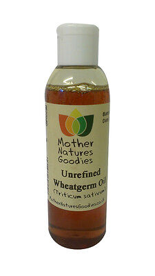 £4.29 • Buy WHEATGERM OIL (Vegan) UNREFINED - Cold Pressed (Massage Carrier Aromatherapy)