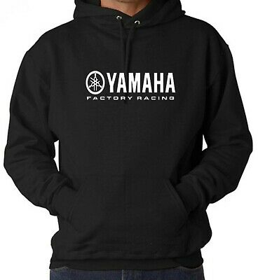Yamaha Factory Racing Logo Hoodie Motorbike Motorcycle Pullover Best Top  • 13.49£