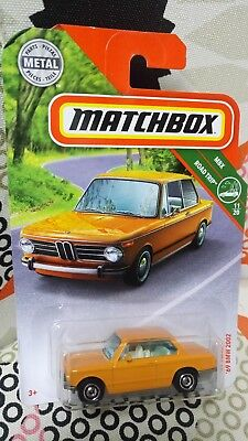 $6 • Buy 1/64 Matchbox '69 BMW 2002