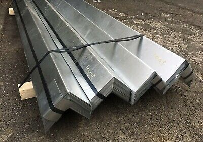 £14 • Buy Ridge And Barge Flashings For Corrugated & Box Profiled Steel Roofing Sheets